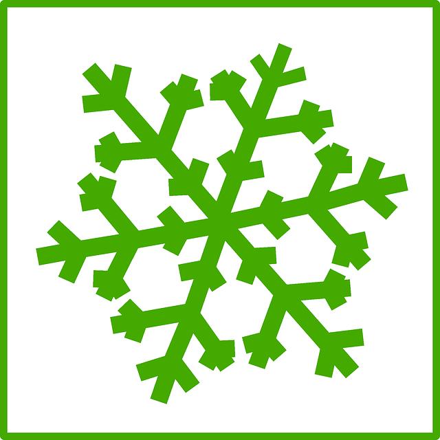 snowflake-159340_640