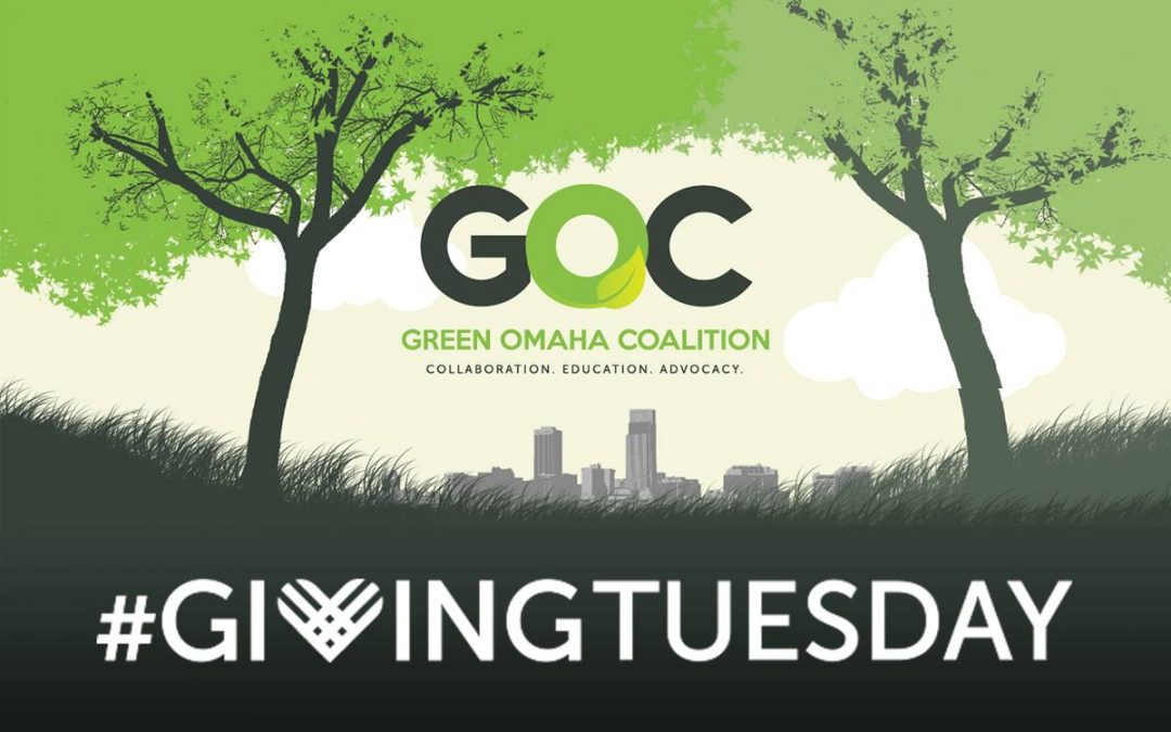 Giving Tuesday with Green Omaha Coalition